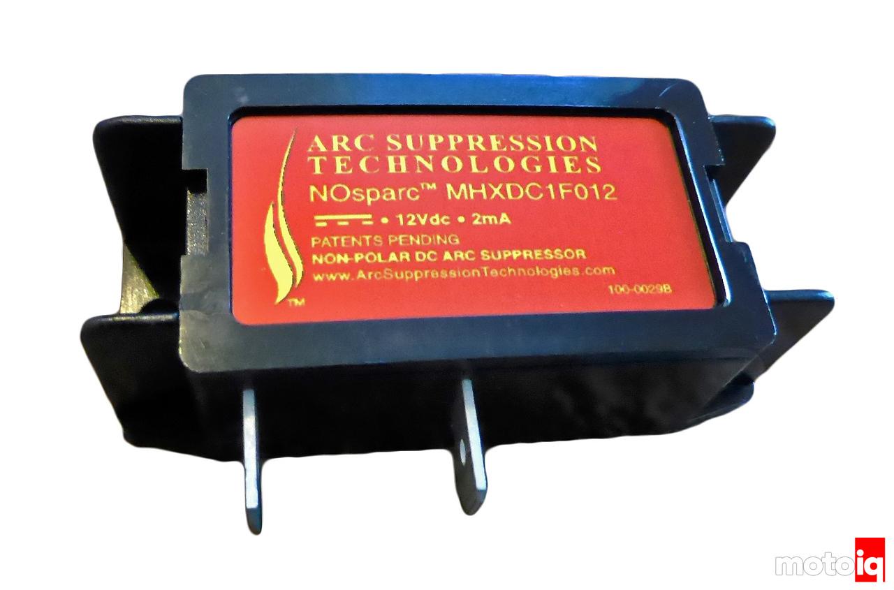 NOsparc Arc Suppressor