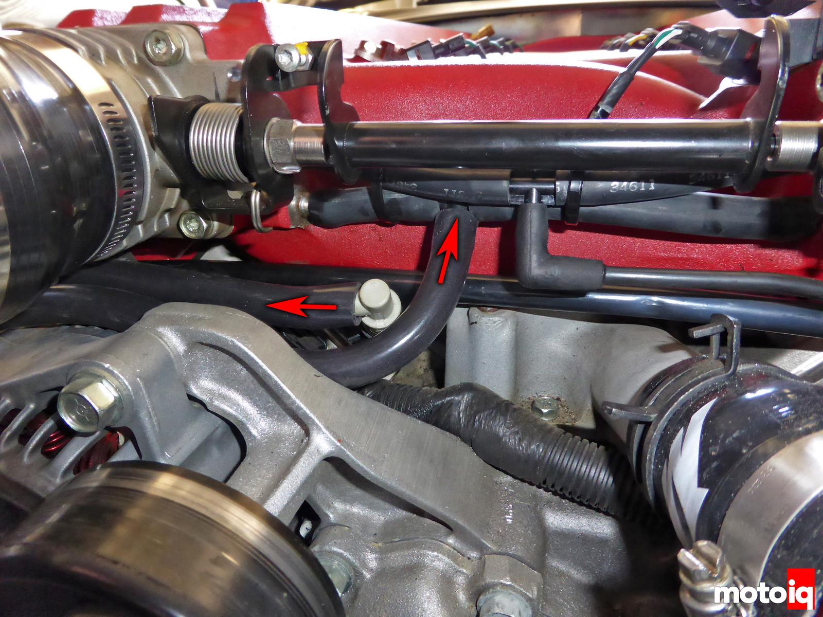 Viper Gen 2 GTS Bob's Oil Separator CCV lines