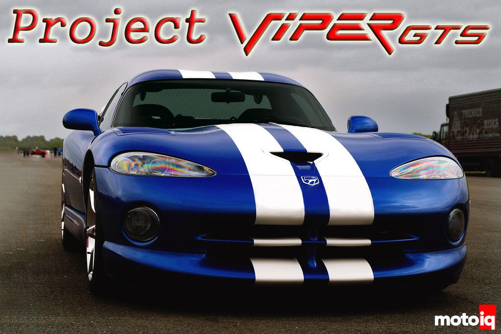 Project Viper Cover