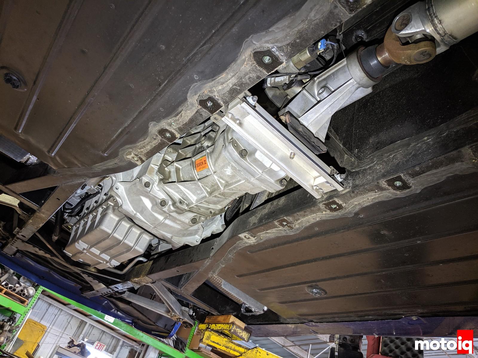 Gen 2 Viper GTS Borg Warner T56 Transmission