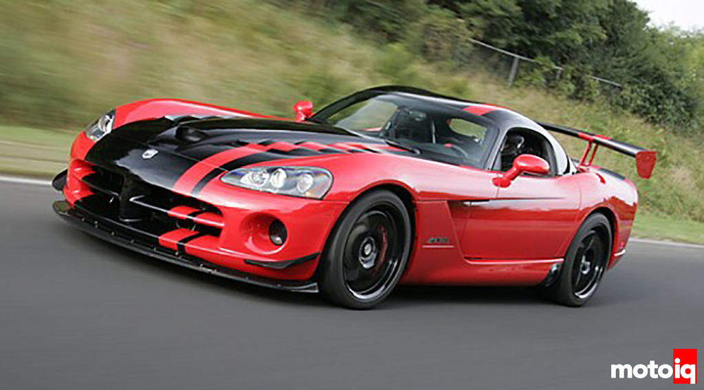 Viper Gen 3 ACR KW Coilover Nurburgring Record Holder