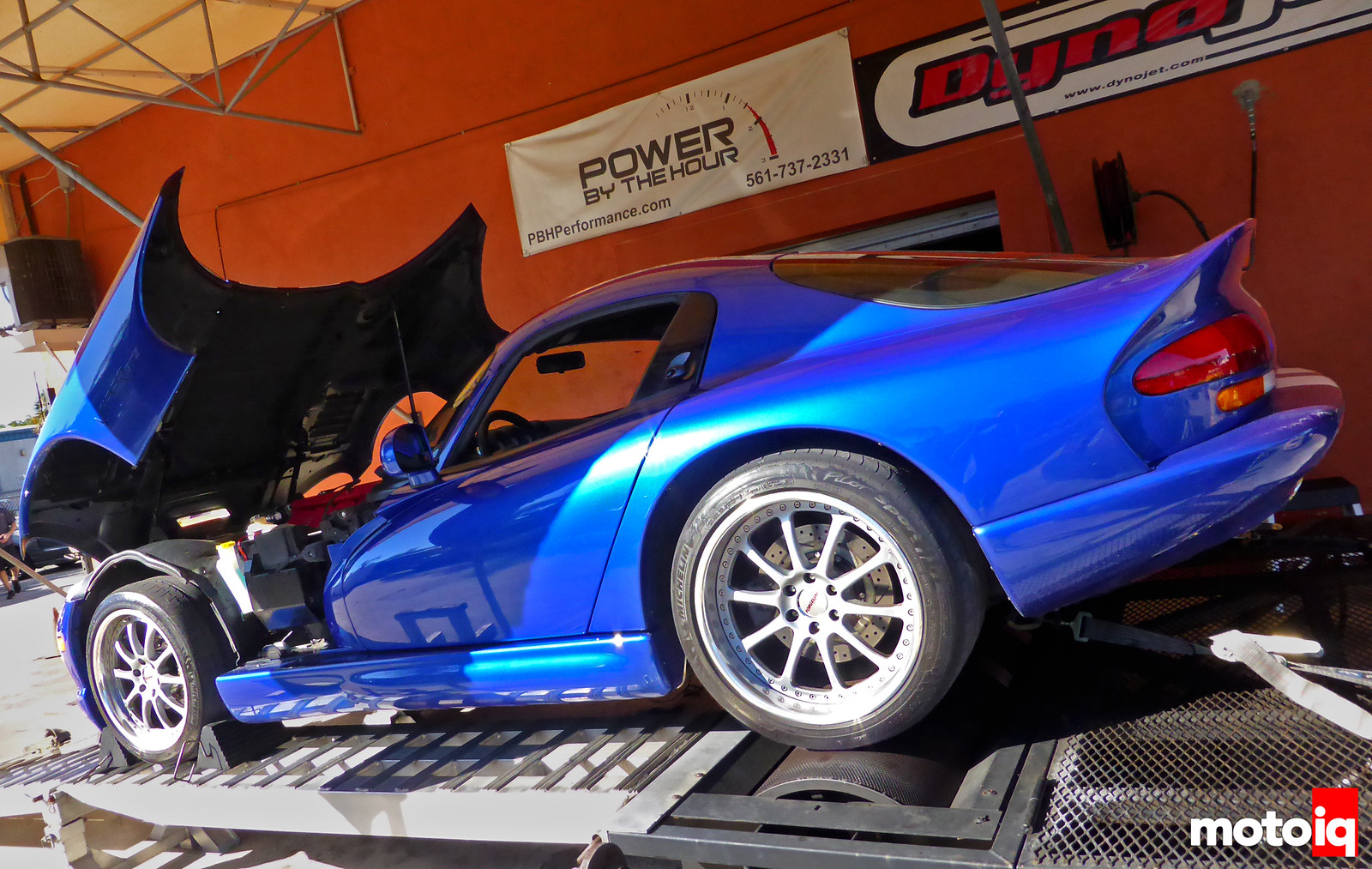 Viper GTS Dyno Power By The Hour