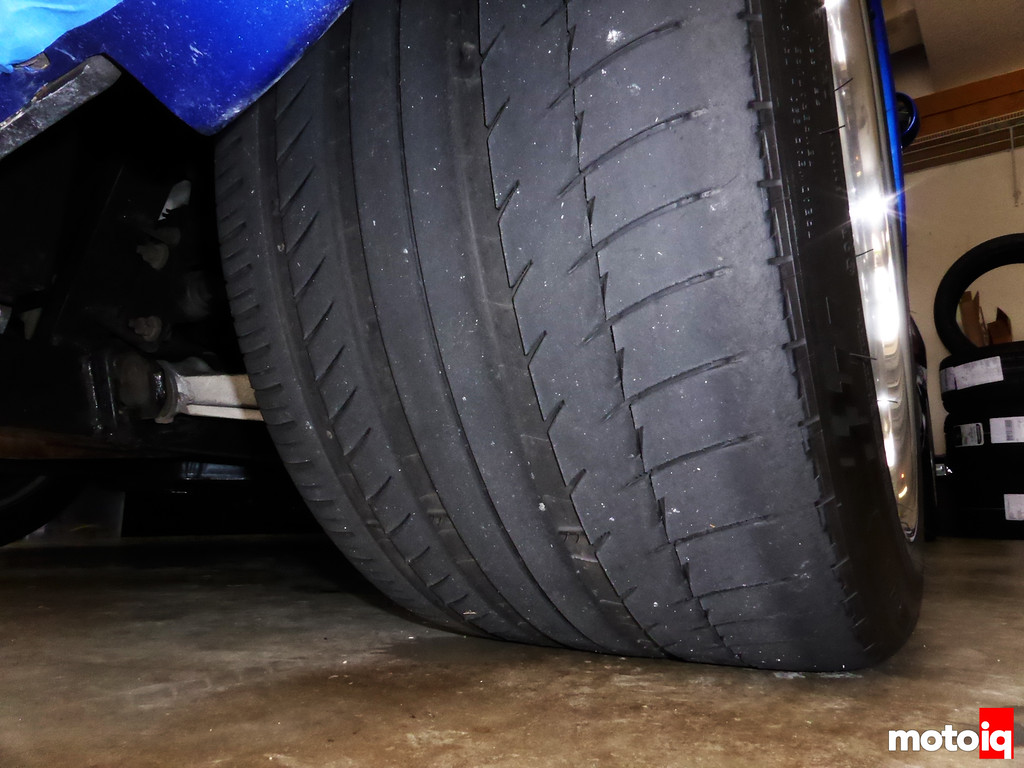 Viper Used Tire Rear