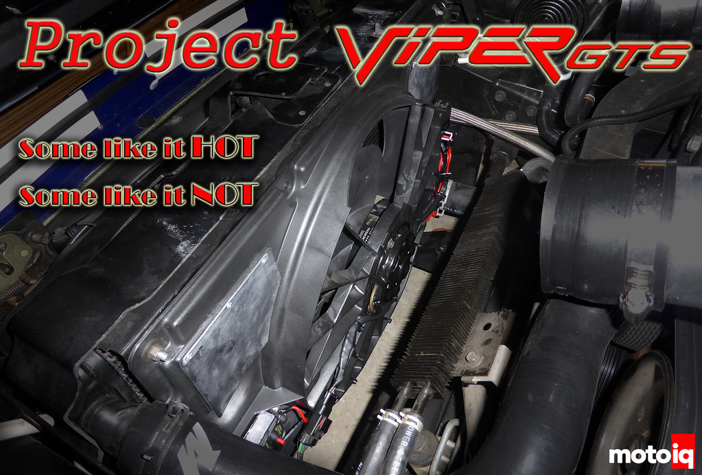 Project Viper Part 5 Rad Fan Cover