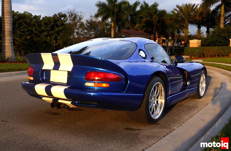 Viper GTS rear quarter