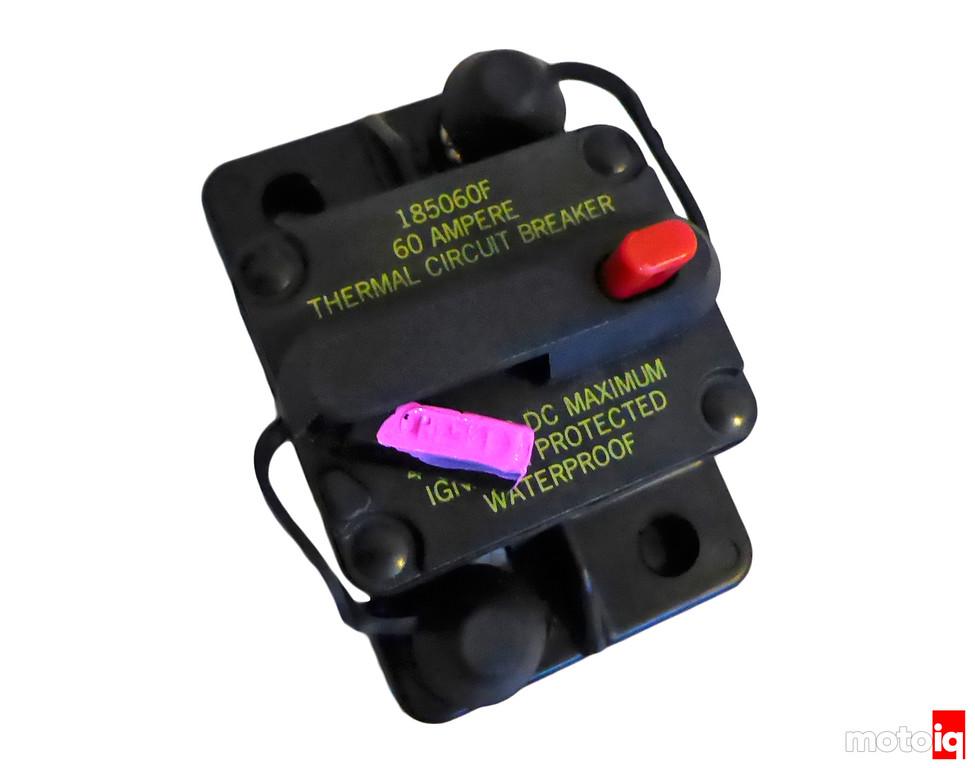Circuit Breaker Pink