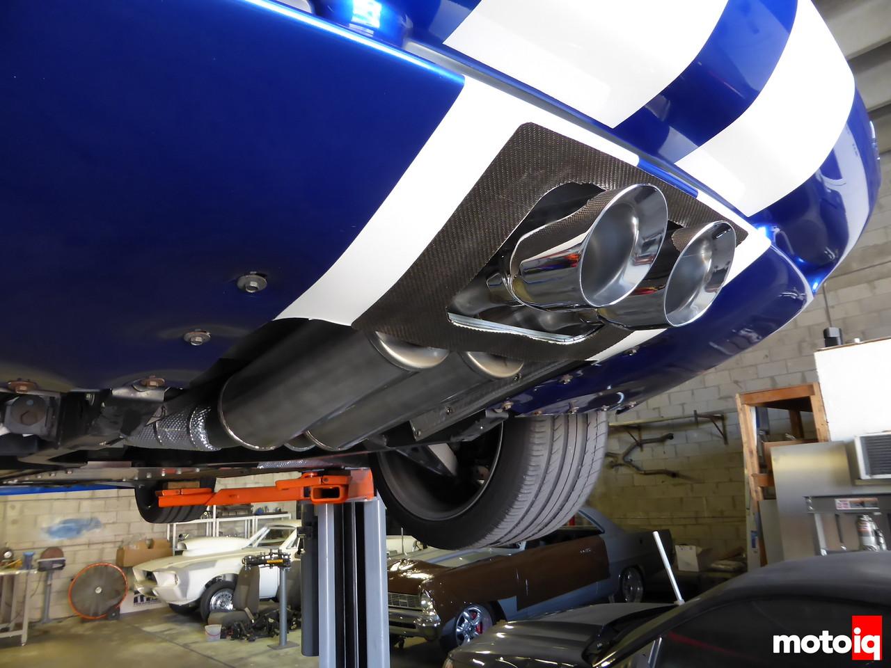 Viper GTS Corsa Exhaust Tips