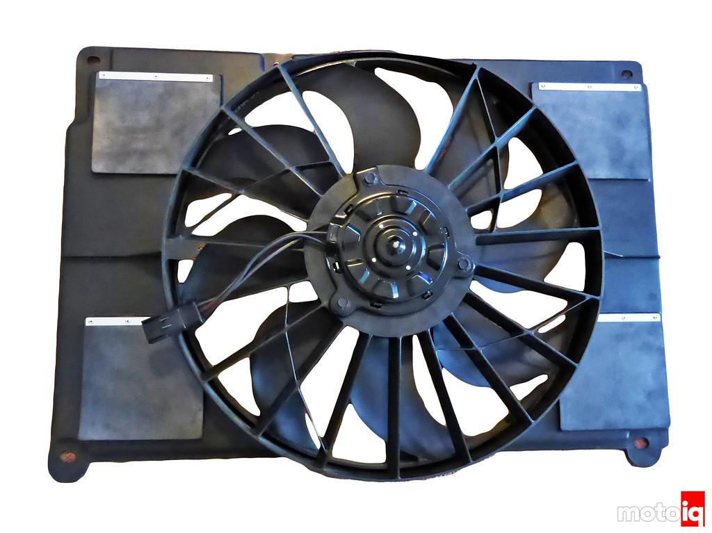 New fan flaps
