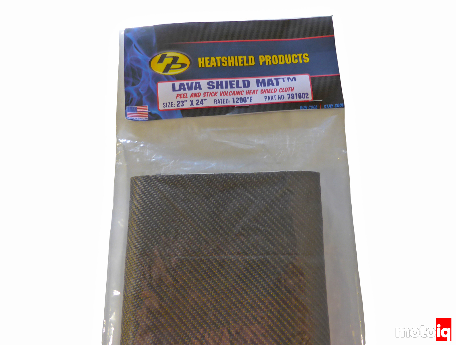 Heatshield Products Lavashield