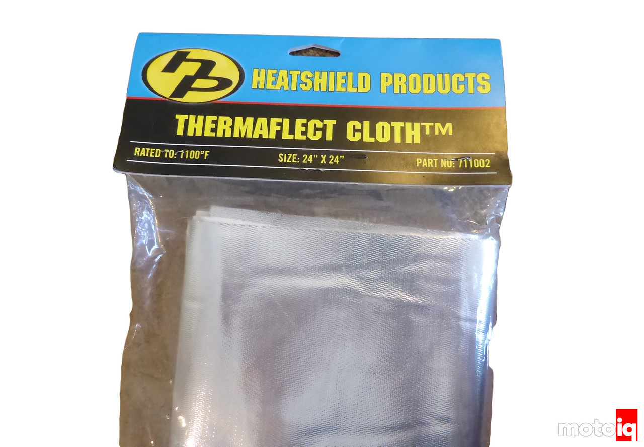 Heatshield Products Thermaflect Cloth