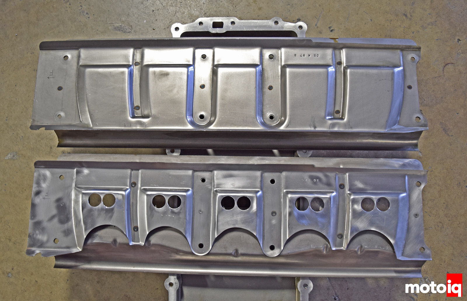 Viper Gen 2 97 vs 2000 Windage Tray Joe Dozzo Mod from RareFab