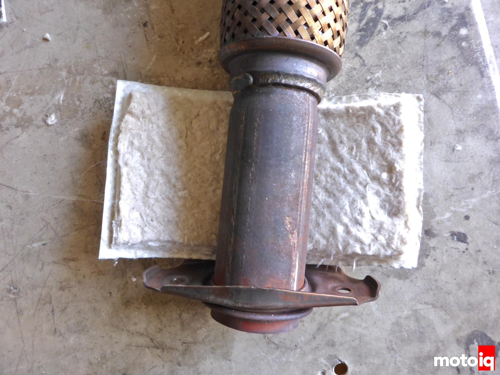 HeatShield Products HeatShield Armor Viper exhaust