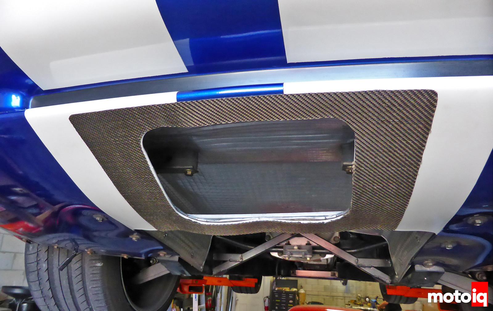 Heatshield Products LavaShield Dodge Viper GTS
