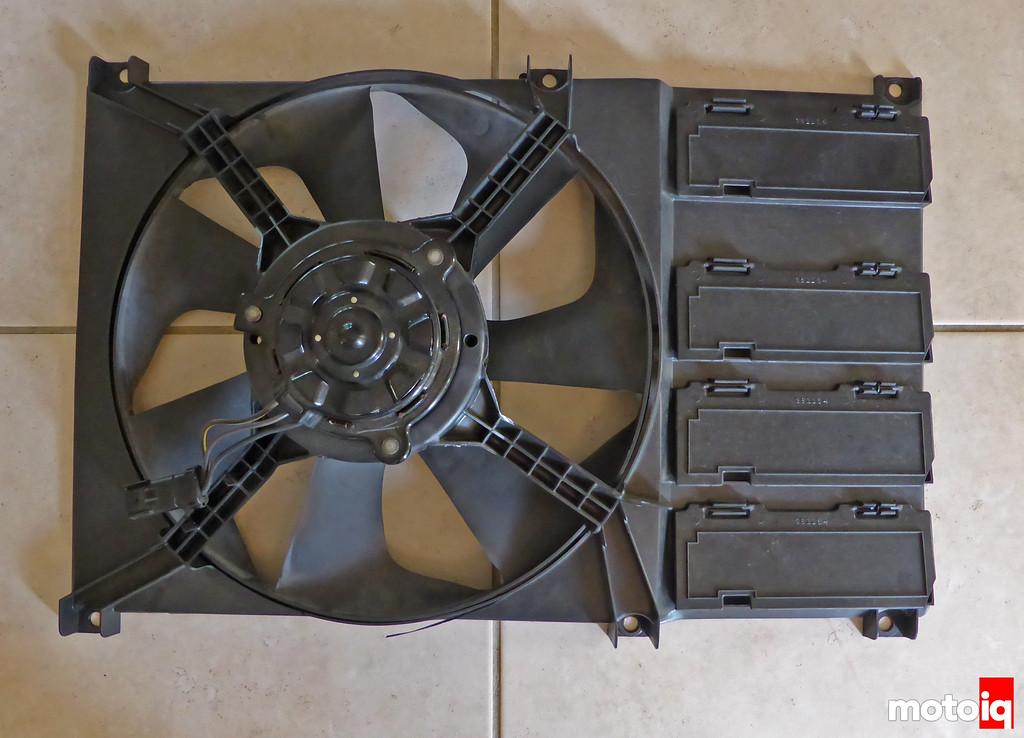 Stock Fan on Ground