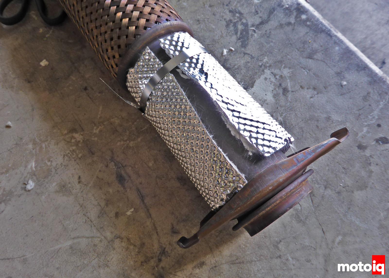 Heatshield Products Heatshield armor cable tie