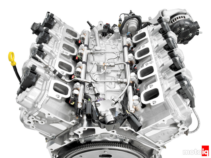 "2014 ""LT-1"" 6.2L V-8 VVT DI Direct Injection Fuel System"