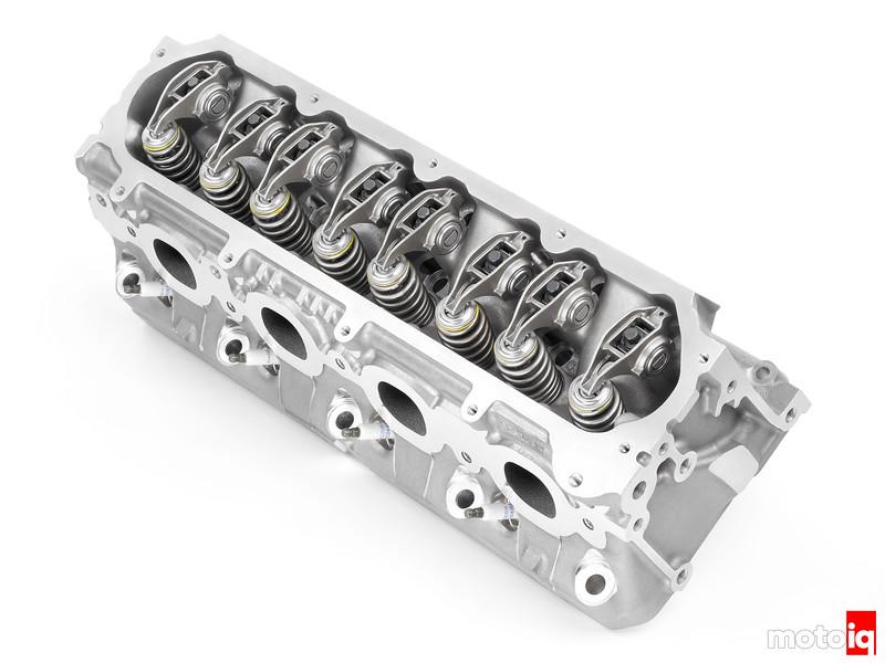 """2014 """"LT-1"""" 6.2L V-8 VVT DI (LT1) Cylinder Head"""