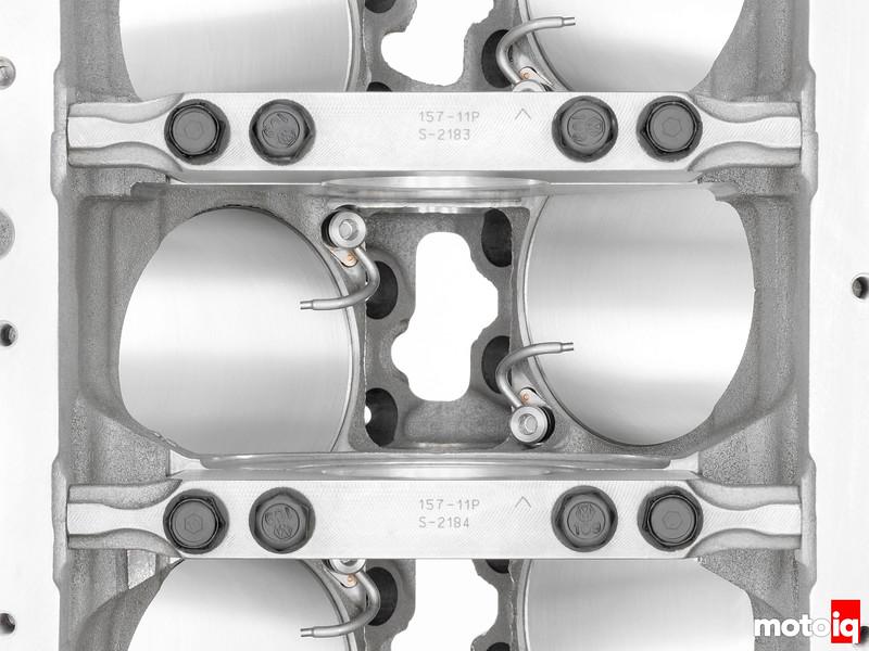 """2014 """"LT-1"""" 6.2L V-8 VVT DI (LT1) Oil Jets in Block"""