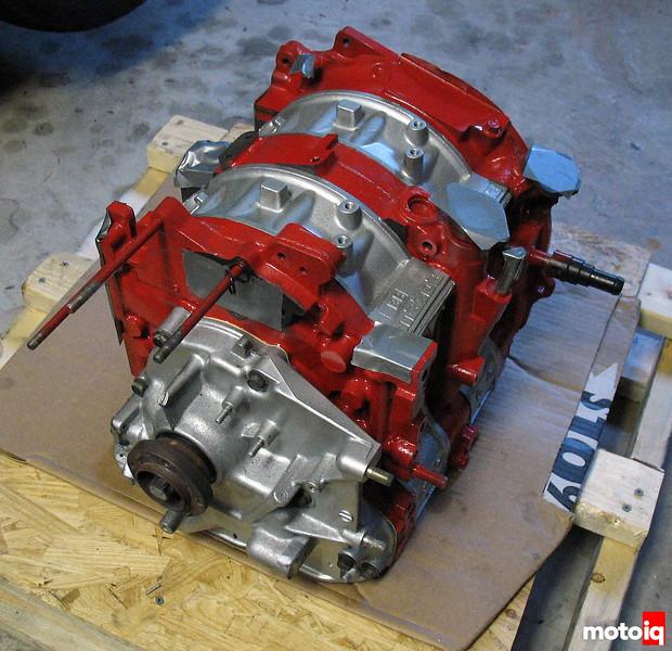 Bare Engine