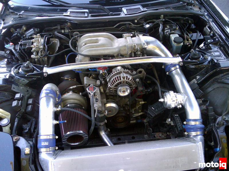 Previous Engine Setup