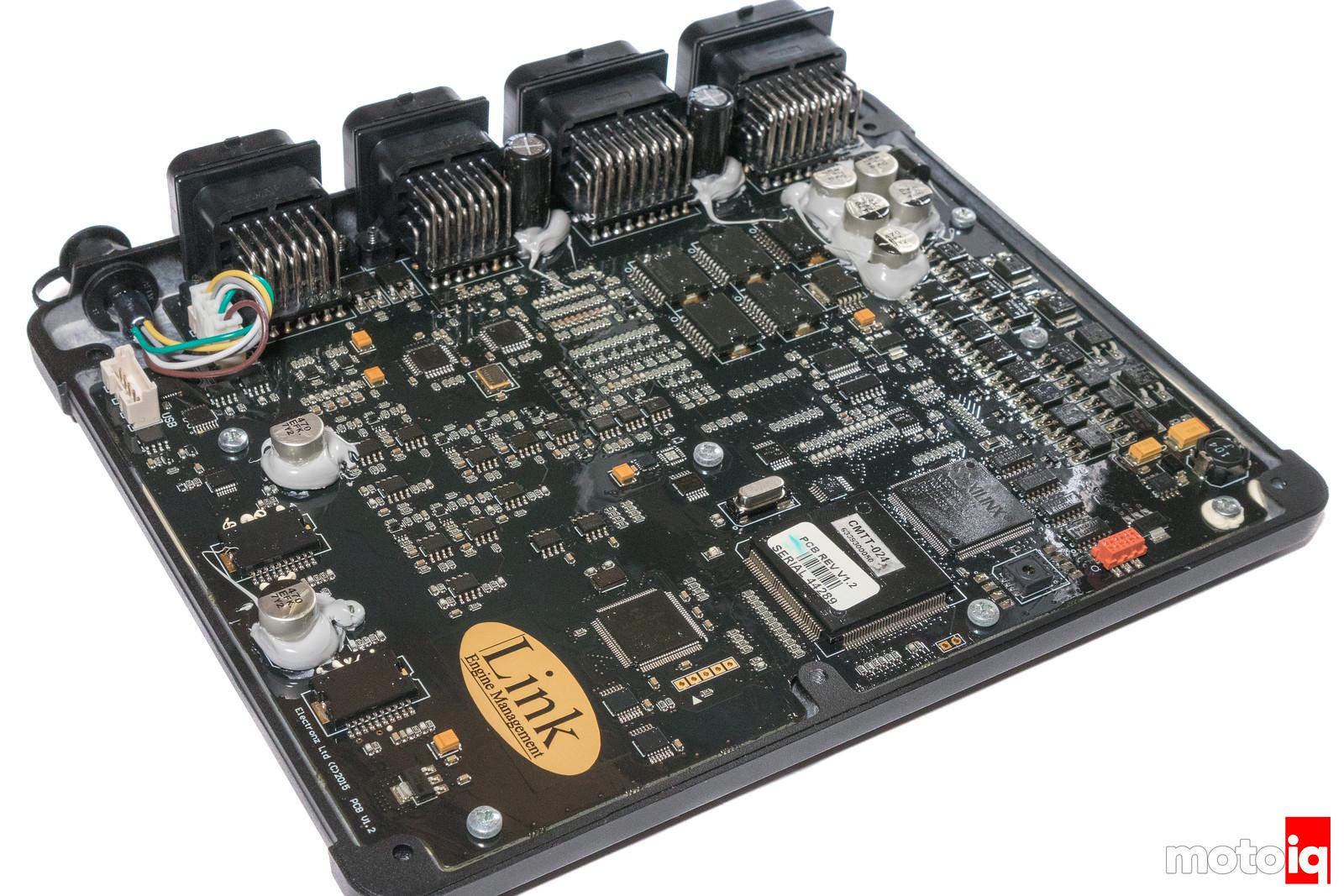 Link G4+ Thunder PCB