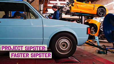project sipster faster