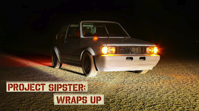 Project Sipster Wraps Up
