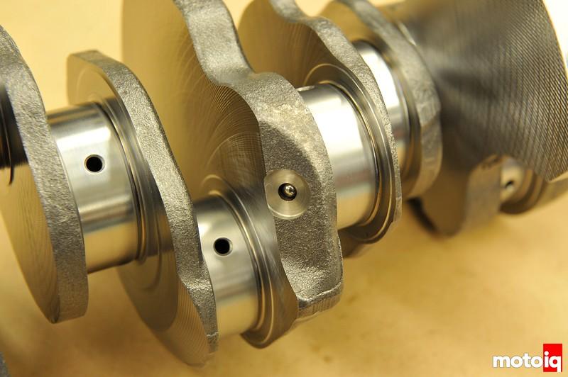 wpc vq35 crankshaft