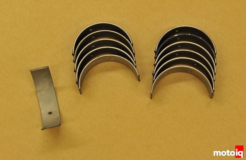 wpc vq35hr bearings