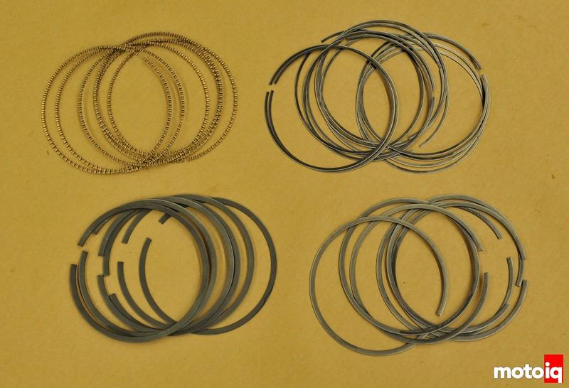 cosworth wpc piston rings