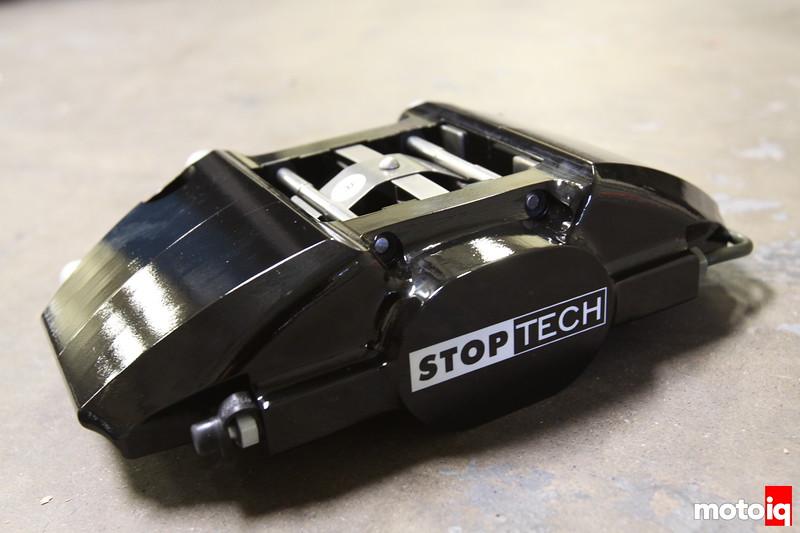 Stoptech ST-22 caliper