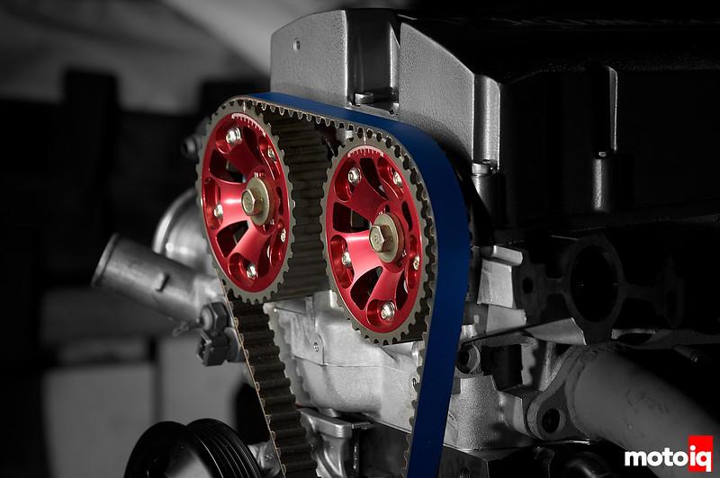 Toda 4ag adjustable cam gears