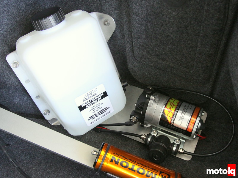 aem water injection
