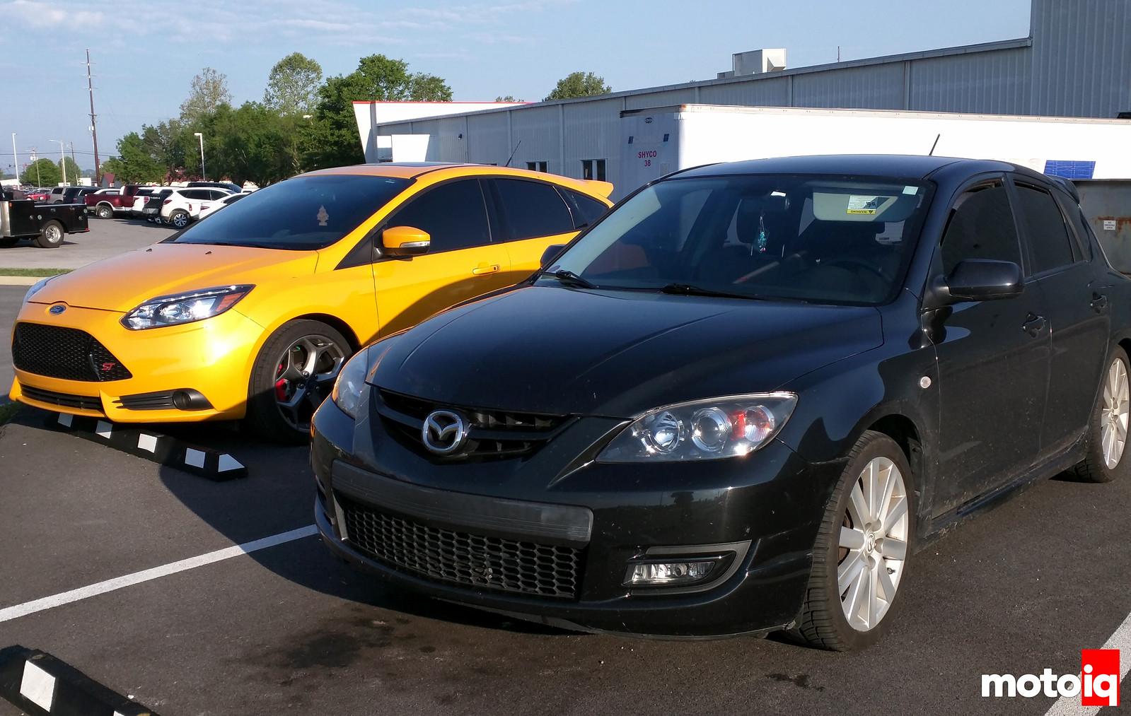 Project Mazdaspeed3: Building a Stock Class Cone Killer