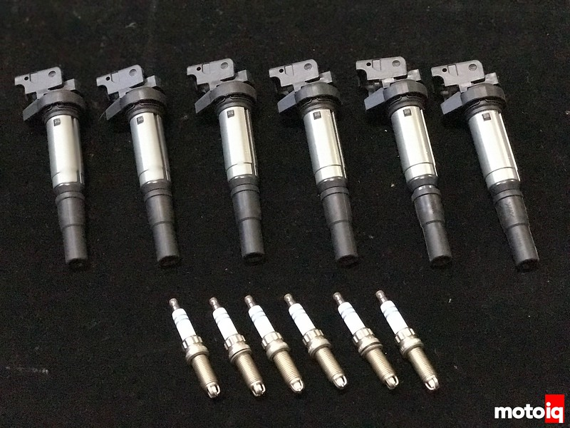 Tested! NGK's New BMW 335i Coils and Bosch Plugs - MotoIQ