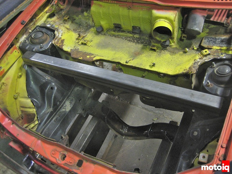 Angry hamster gets a front end transplant