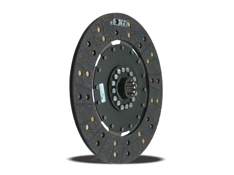 ACT solid hub semi metalic disc