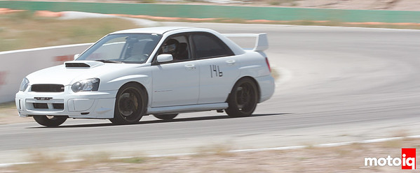 Project Subaru STi