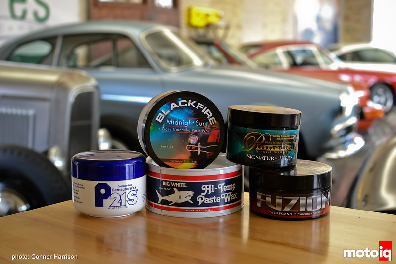 CHD Detailing 111 Wax Brands