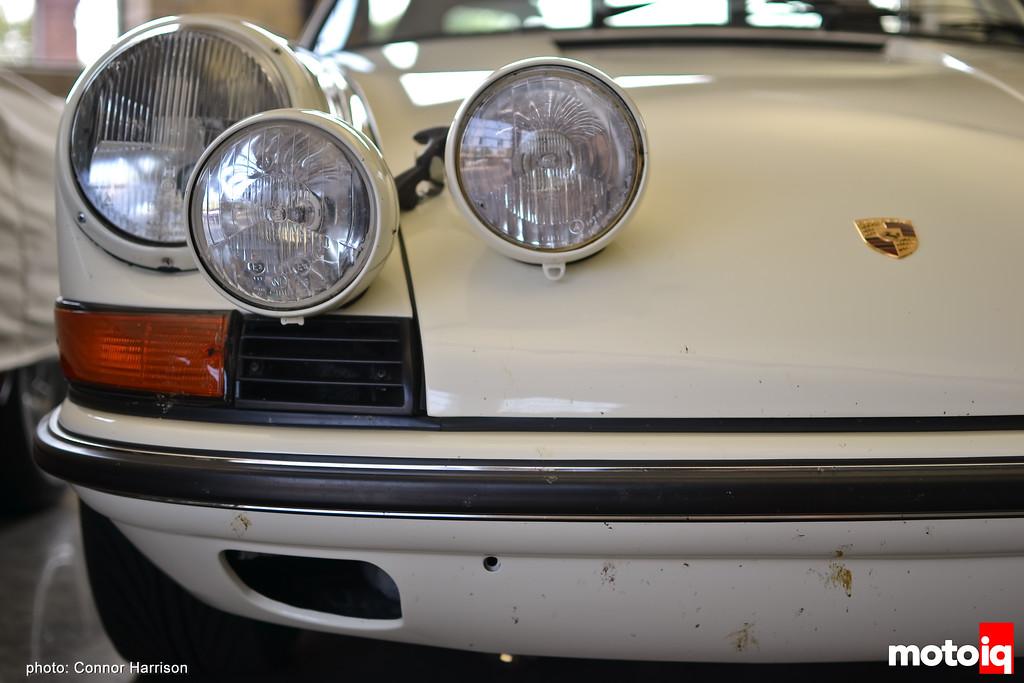 CHD Connor Harrison Detail Porsche dirty car wash basics