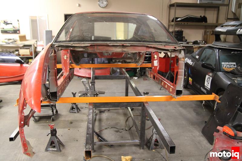 Sneak Peek: S13 Tube Chassis Drift Car Part I