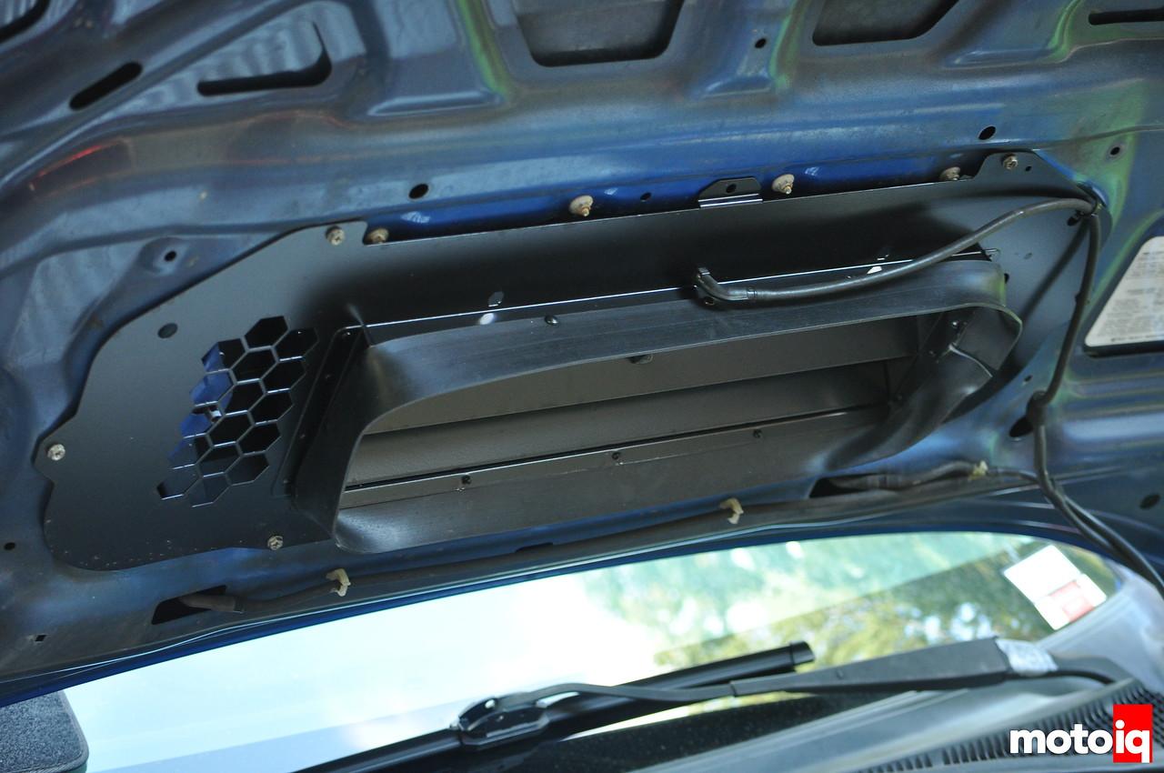 GrimmSpeed splitter top mount intercooler SUbaru Impreza WRX STi Forester