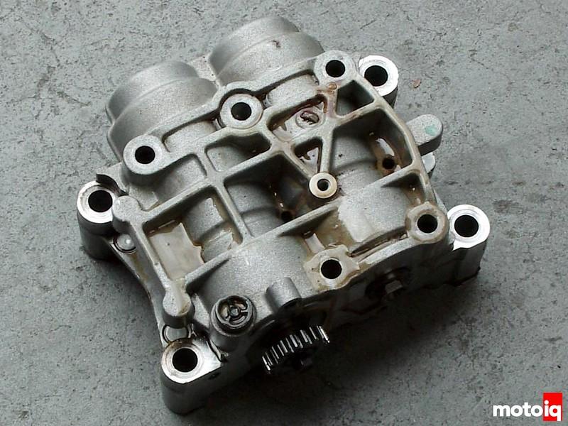 Nissan QR25DE balance shaft assembly