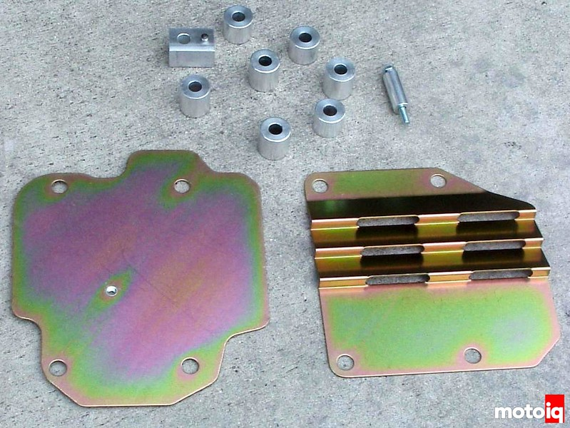 Jim Wolf Technology QR25DE Balance shaft removal kit