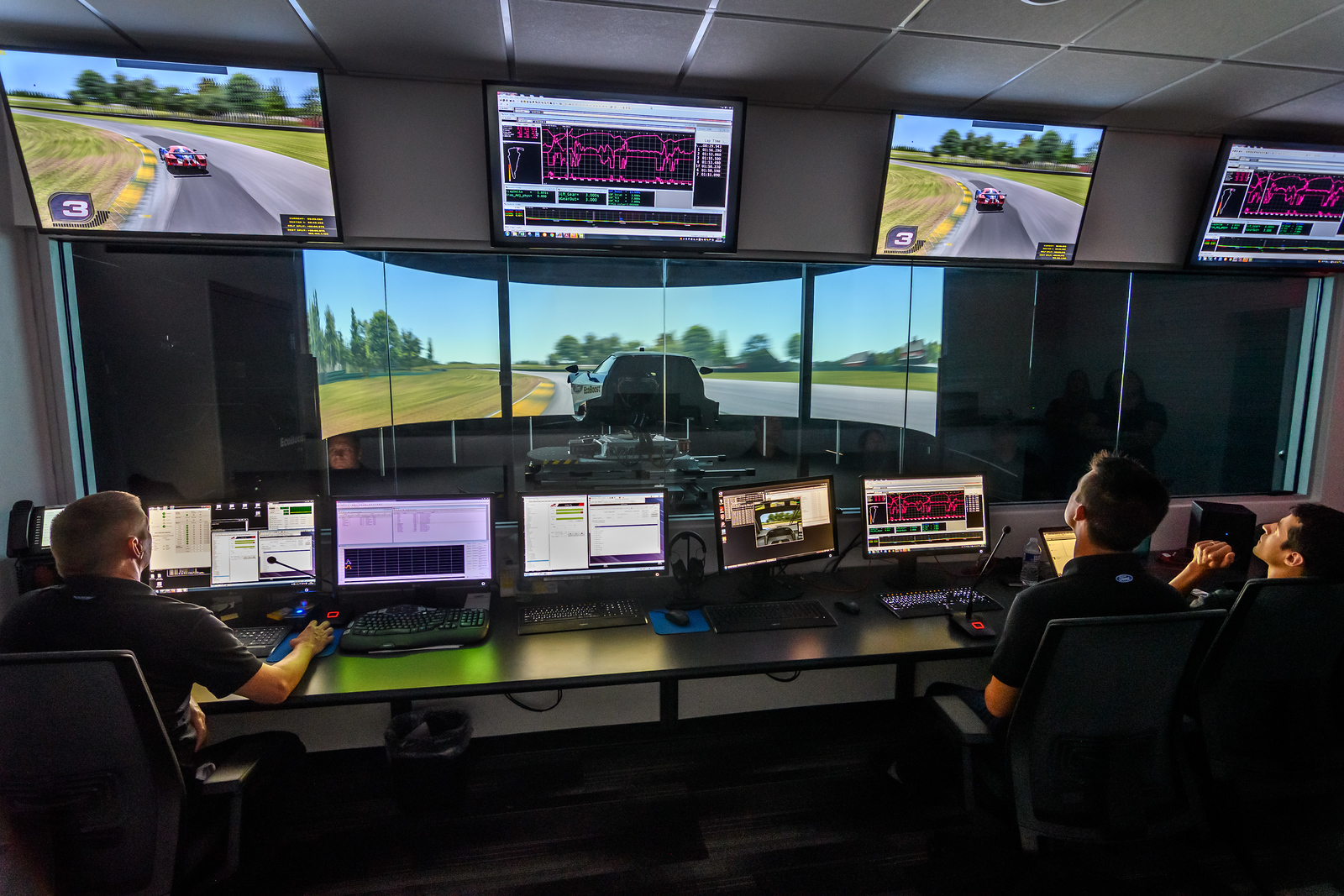 Ford Performance Technical Center Simulator