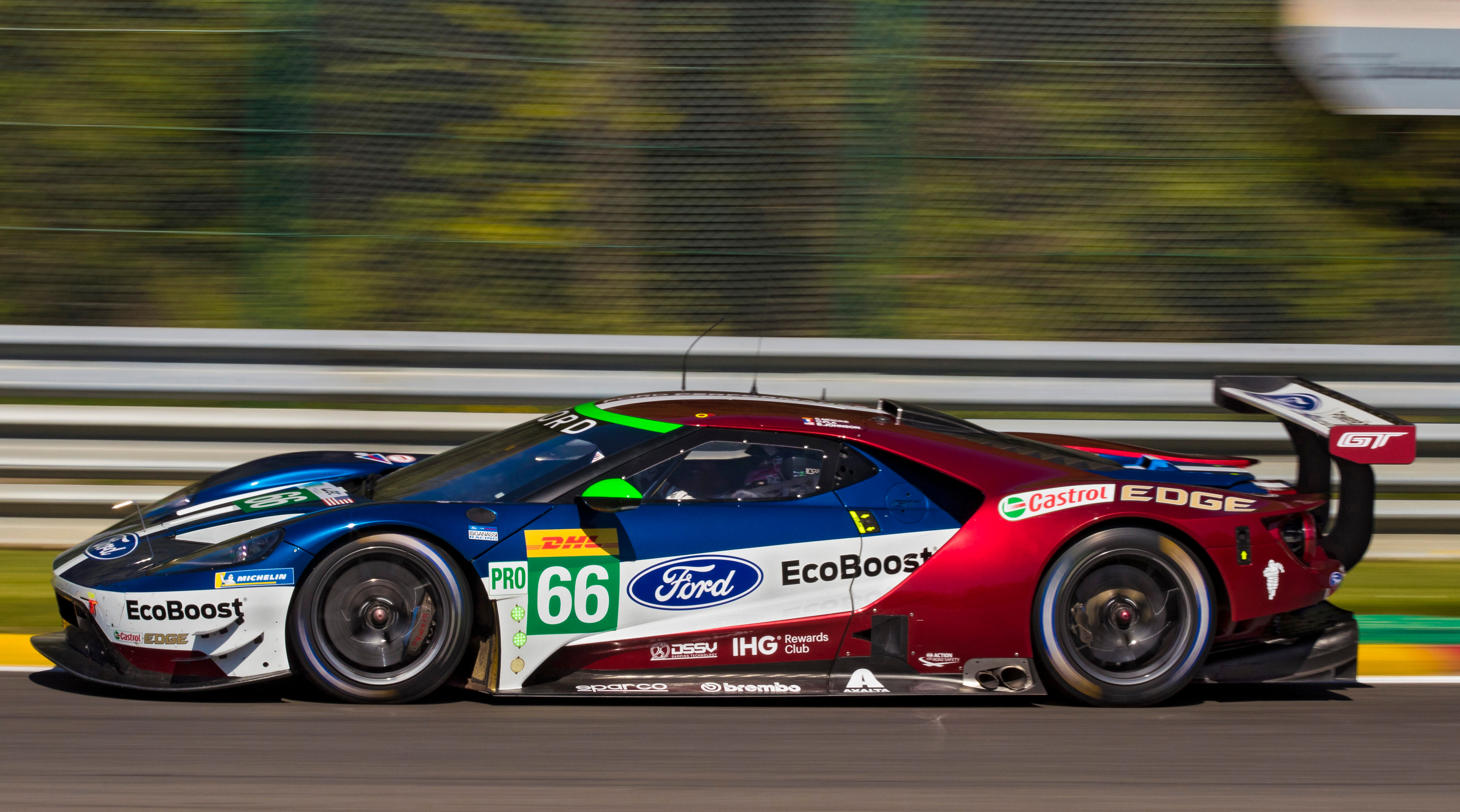 Ford GT Spa 2018