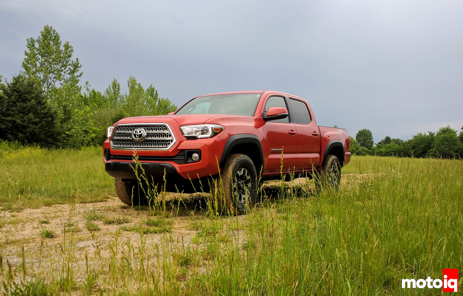 Stock 2017 Tacoma TRD Off-Road