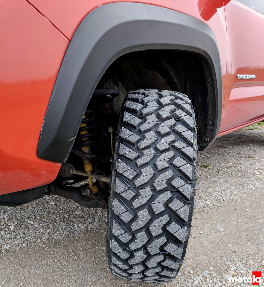 Fender Clearance