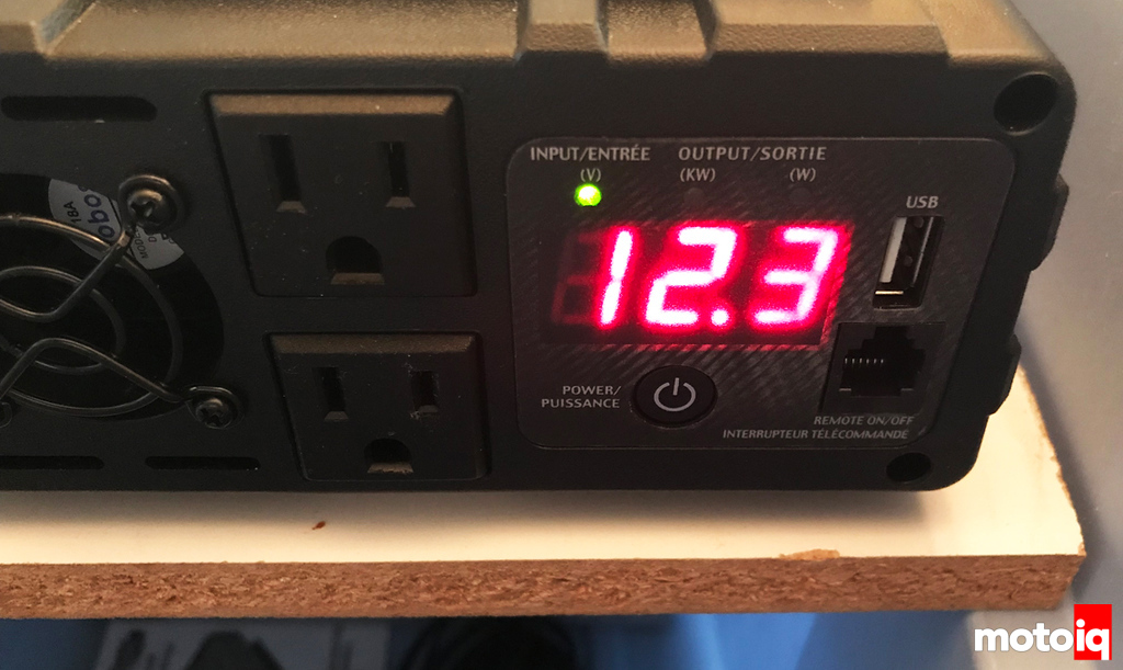 Inverter charge