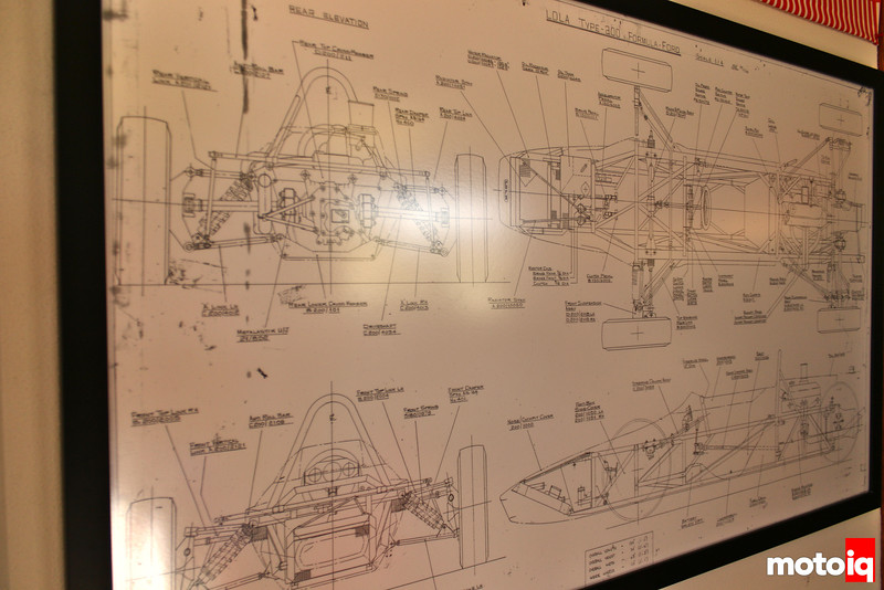 Formula Ford Blueprints